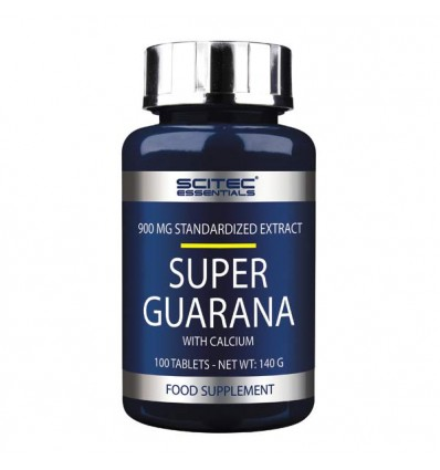 SCITEC SUPER GUARANA 100 tab