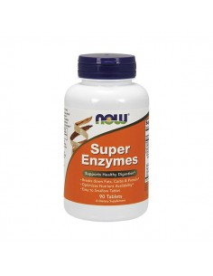 NOW FOODS Super Enzymes 90 tab