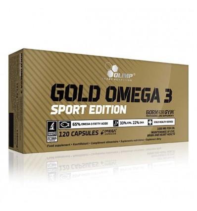 OLIMP Gold Omega3 Sport Edition 120kap