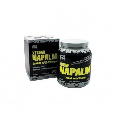 FA Xtreme Napalm loaded with Vitargo 1000g