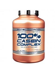SCITEC 100% Casein Complex 2350g czeko