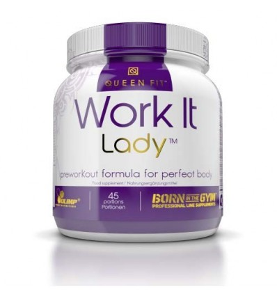 OLIMP WORK IT LADY™ 337,5g