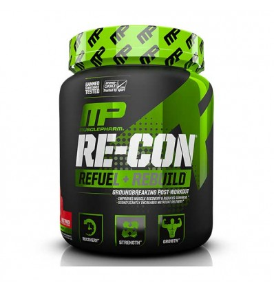 MUSCLE PHARM RE-CON REFUEL + REBUILD
