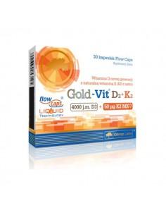 OLIMP Gold-Vit® D3+K2 30kap