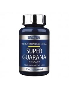 SCITEC SUPER GUARANA 100 tab