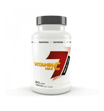 7NUTRITION Vitamin C MAX 60 kap