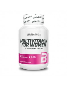 BIOTECH USA Multivitamin...