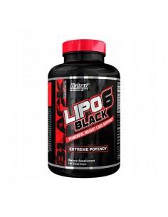 NUTREX Lipo 6 Black 120kaps