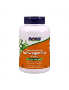NOW FOODS Ashwagandha...