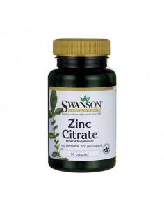 SWANSON Zinc Citrate 50mg...