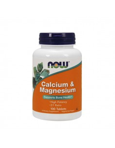 NOW FOODS Calcium &...