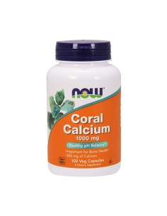 NOW FOODS Coral Calcium...