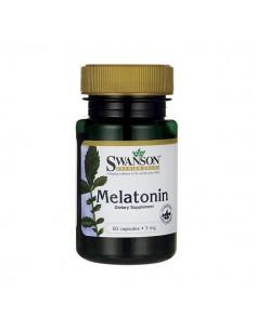 SWANSON Melatonin 3mg 60kap