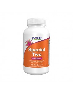 NOW FOODS Special Two 120vcap