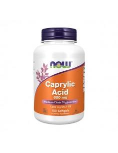 NOW FOODS Caprylic Acid 100...