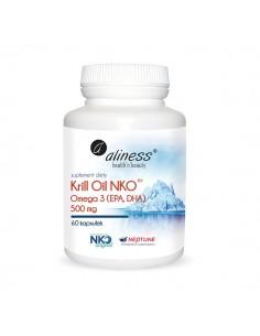 ALINESS Krill Oil NKO 60 kap