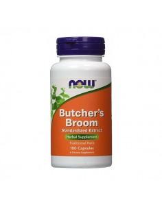 NOW FOODS Butcher's Broom...