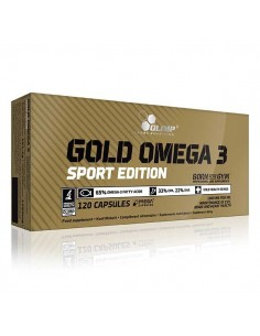OLIMP Gold Omega3 Sport Edition 120kap
