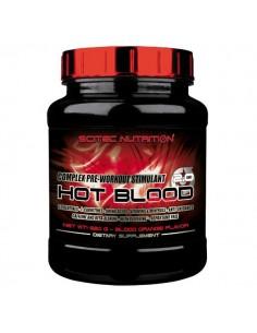 SCITEC Hot Blood 2.0 820g