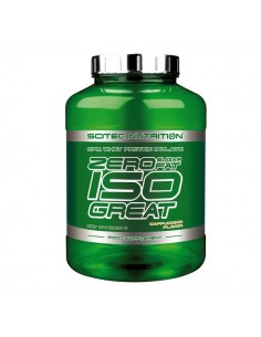 SCITEC Zero Sugar Zero Fat IsoGreat 2300g