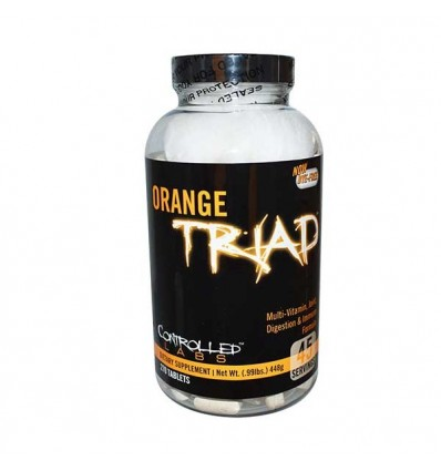 CONTROLLED LABS Orange Triad 270tab
