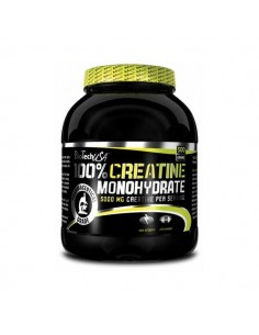 BIOTECH USA 100% Creatine 500g