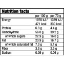 BIOTECH USA Oat & Nuts 70g