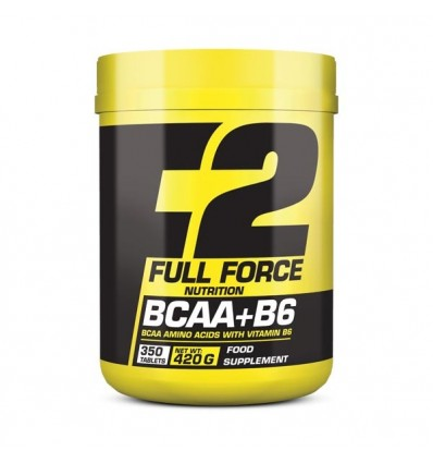 F2 FULL FORCE BCAA+B6 350tab