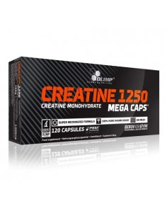 OLIMP CREATINE 1250 MEGA CAPS® 120kap