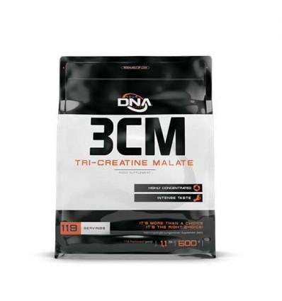 DNA 3CM - jabłczan kreatyny 500 g